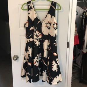 Maeve from Anthropologie floral dress